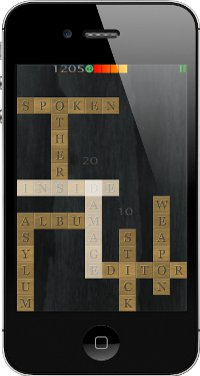 LetterMeister multilingual word puzzle