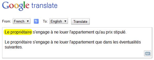 Translation | When Machine Translation is subtly disastrous